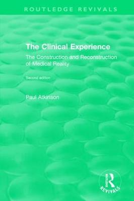 Clinical Experience, Second edition (1997) book
