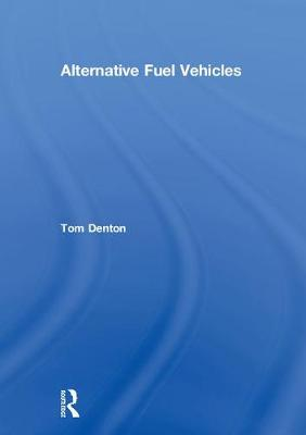 Alternative Fuel Vehicles book