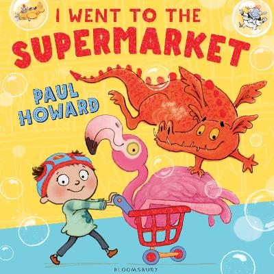 I Went to the Supermarket book