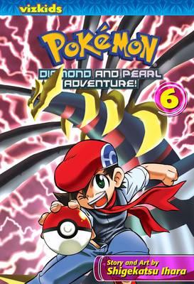 Pokemon: Diamond and Pearl Adventure!, Vol. 8 by Shigekatsu Ihara
