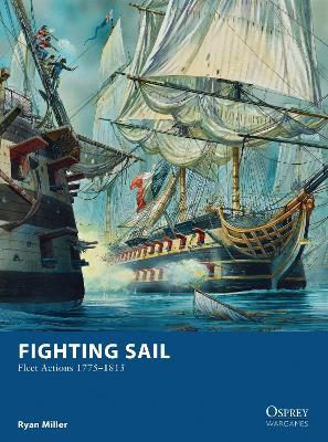 Fighting Sail by Ryan Miller