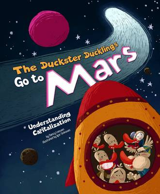 Duckster Ducklings Go to Mars book