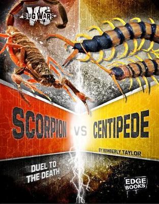 Scorpion vs. Centipede book