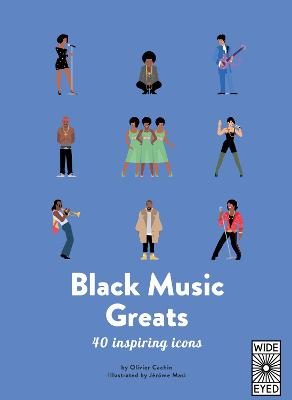 40 Inspiring Icons: Black Music Greats by Jerome Masi