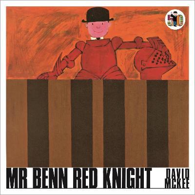 Mr Benn Red Knight book
