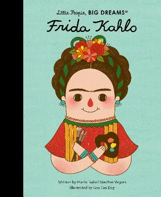 Frida Kahlo by Isabel Sanchez Vegara