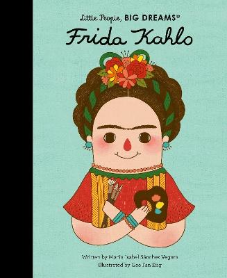 Frida Kahlo by Maria Isabel Sanchez Vegara