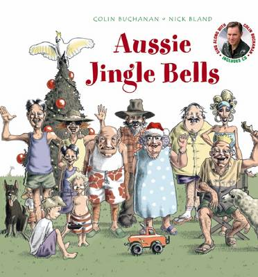 Aussie Jingle Bells: Book and CD by Colin Buchanan