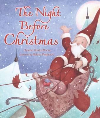 Night Before Christmas book