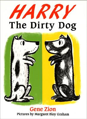 Harry The Dirty Dog by Lynley Dodd