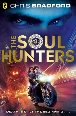 The Soul Hunters book
