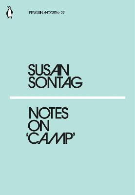Notes on Camp book