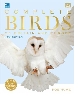 RSPB Complete Birds of Britain and Europe book