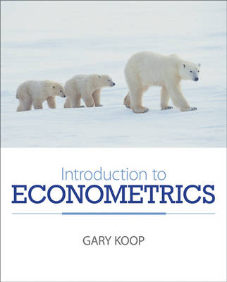 Introduction to Econometrics book