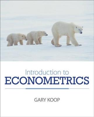 Introduction to Econometrics by Gary Koop