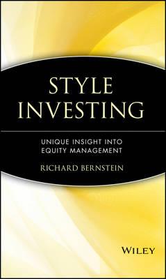 Style Investing by Richard Bernstein
