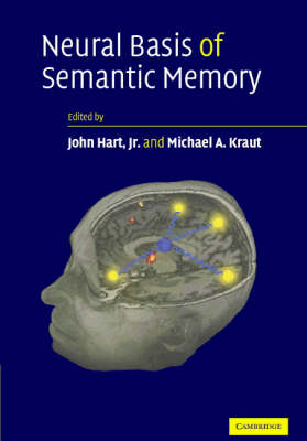 Neural Basis of Semantic Memory book