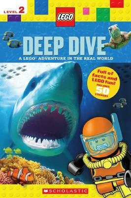 Deep Dive (Lego Nonfiction) by Scholastic