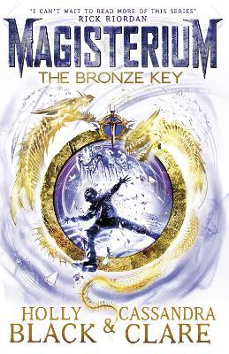 Magisterium: The Bronze Key book