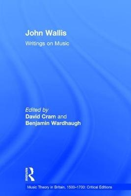 John Wallis book