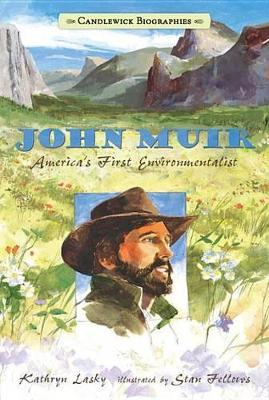 John Muir by Lasky Kathryn