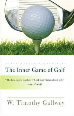 Inner Game of Golf book