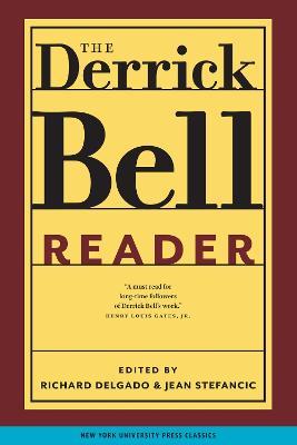 Derrick Bell Reader book