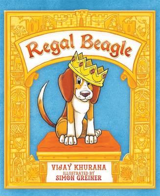 Regal Beagle by Vijay Khurana