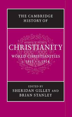 Cambridge History of Christianity book