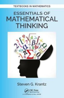 Essentials of Mathematical Thinking book