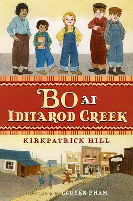 Bo at Iditarod Creek by Kirkpatrick Hill