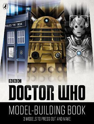 Doctor Who: The Model-Building Book by