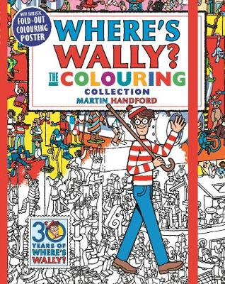 Where's Wally? The Colouring Collection book