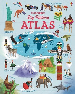 Big Picture Atlas by Emily Bone