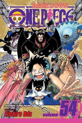 One Piece, Vol. 54 by Eiichiro Oda