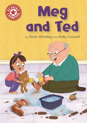 Reading Champion: Meg and Ted: Independent Reading Red 2 by Katie Woolley