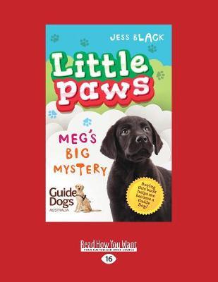 Meg's Big Mystery by Jess Black