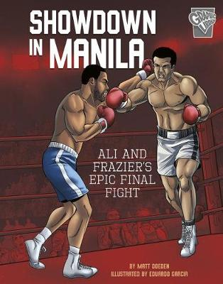 Showdown in Manila by Matt Doeden