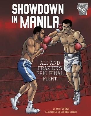 Showdown in Manila by Matt Doeden