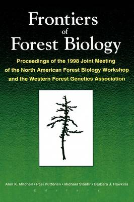 Frontiers of Forest Biology by A K Mitchell
