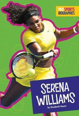 Serena Williams by Elizabeth Raum