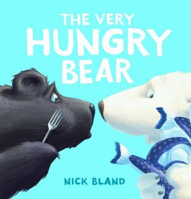 Very Hungry Bear book