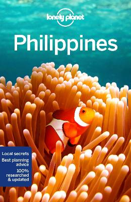 Lonely Planet Philippines book