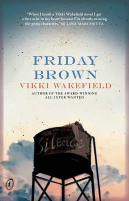 Friday Brown book