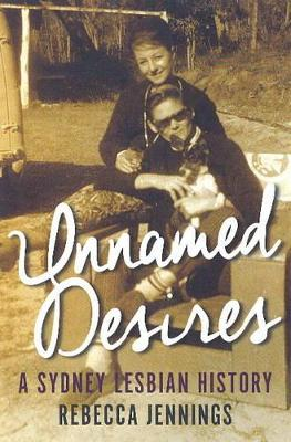 Unnamed Desires by Rebecca Jennings