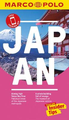Japan Marco Polo Pocket Guide by Marco Polo