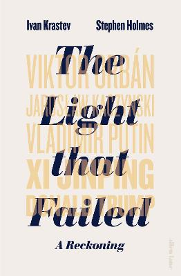 The Light that Failed: A Reckoning book