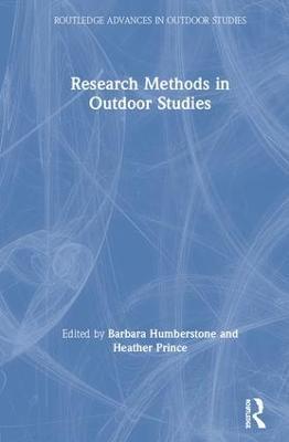 Research Methods in Outdoor Studies by Barbara Humberstone