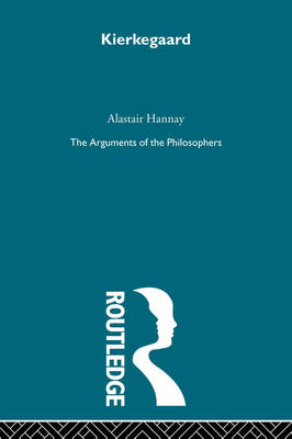 Kierkegaard - Arg Philosophers book