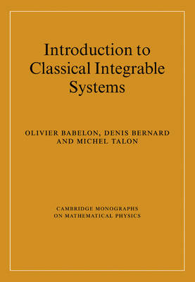 Introduction to Classical Integrable Systems book